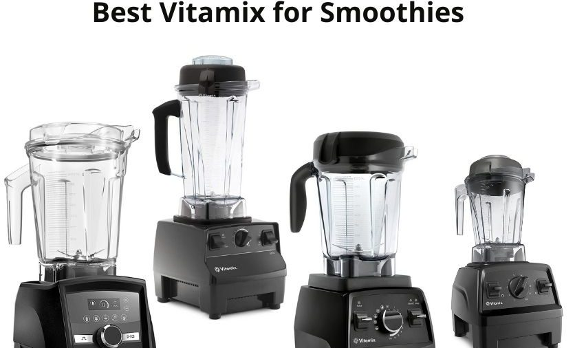 Best Vitamix for Smoothies