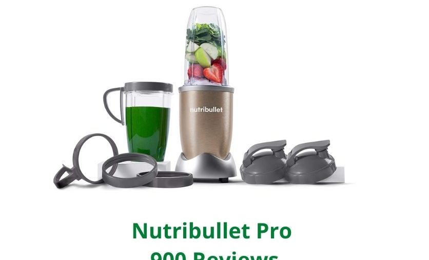 Nutribullet Pro 900 Reviews