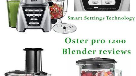 Oster Pro 1200 Blender Reviews