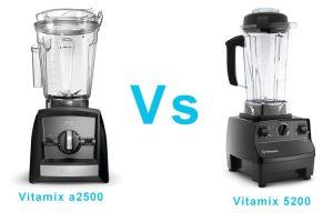Vitamix 5200 vs a2500