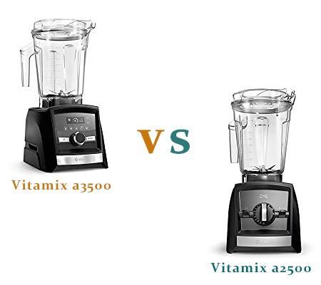 Vitamix a2500 vs a3500