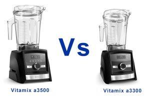 Vitamix a3300 vs a3500