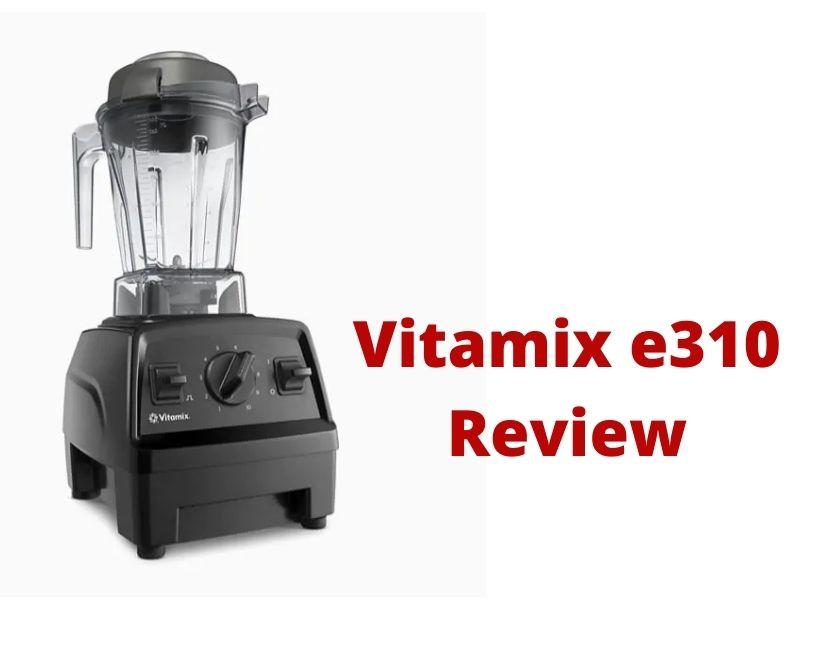 Vitamix e310 Review