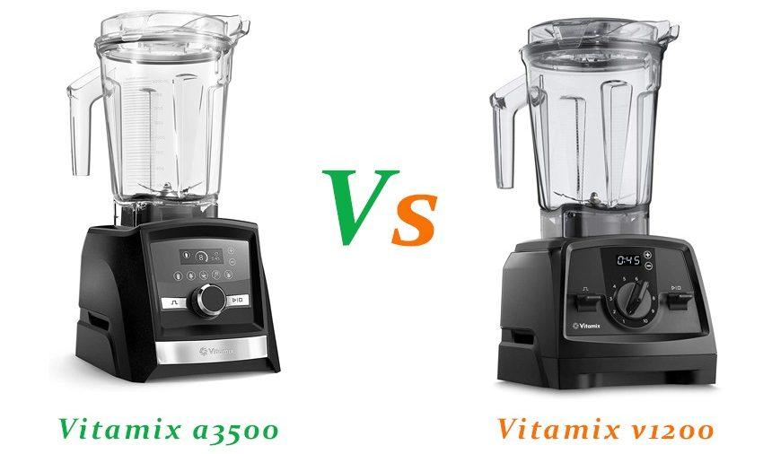 Vitamix v1200 Vs a3500