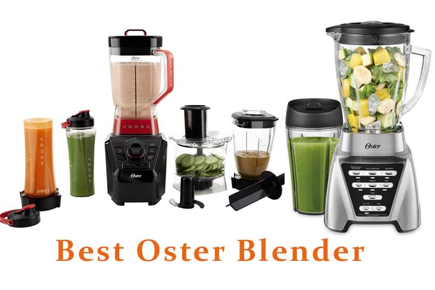 Best Oster blender reviews