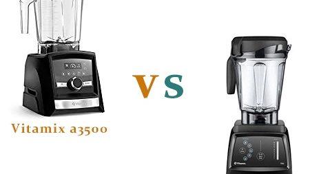 Vitamix 780 vs a3500