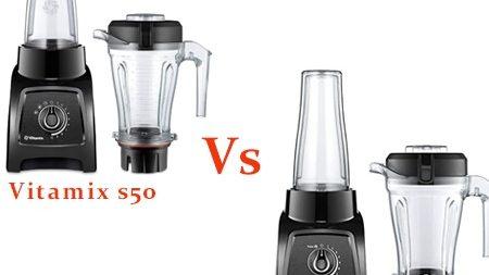 Vitamix s30 Vs s50